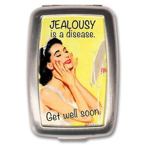 Jealousy Pill Box -
