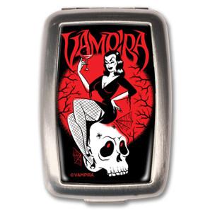 Vampira Toast Pill Box -