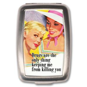 Killing You Pill Box -