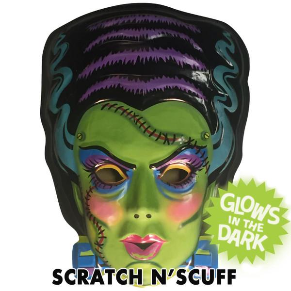Scratch N' Scuff Mad Bride Vac-tastic Plastic Mask* -