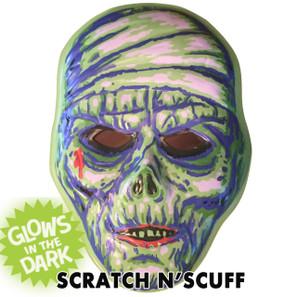 Scratch N' Scuff Mummy Vac-tastic Plastic Mask* -