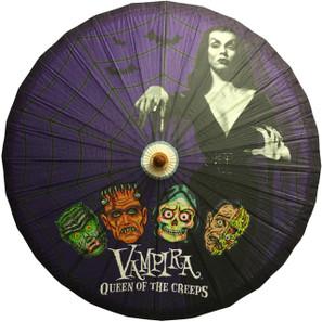 Vampira Queen Of Creeps Parasol* -