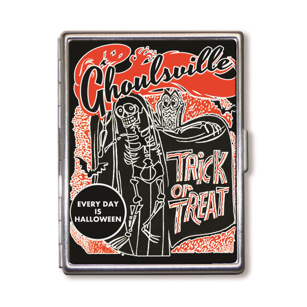 Trick Or Treat Cigarette Case* -