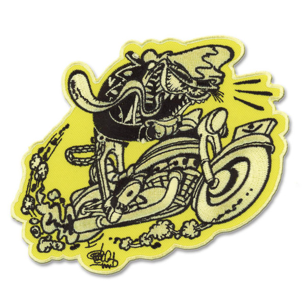 Cycle Freak Patch - 0659682807911