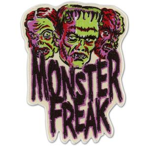 Monster Freak Patch - 0659682806617