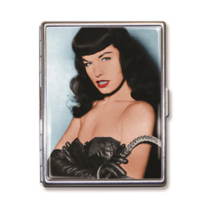 Bettie Page Dominate Cigarette Case* -