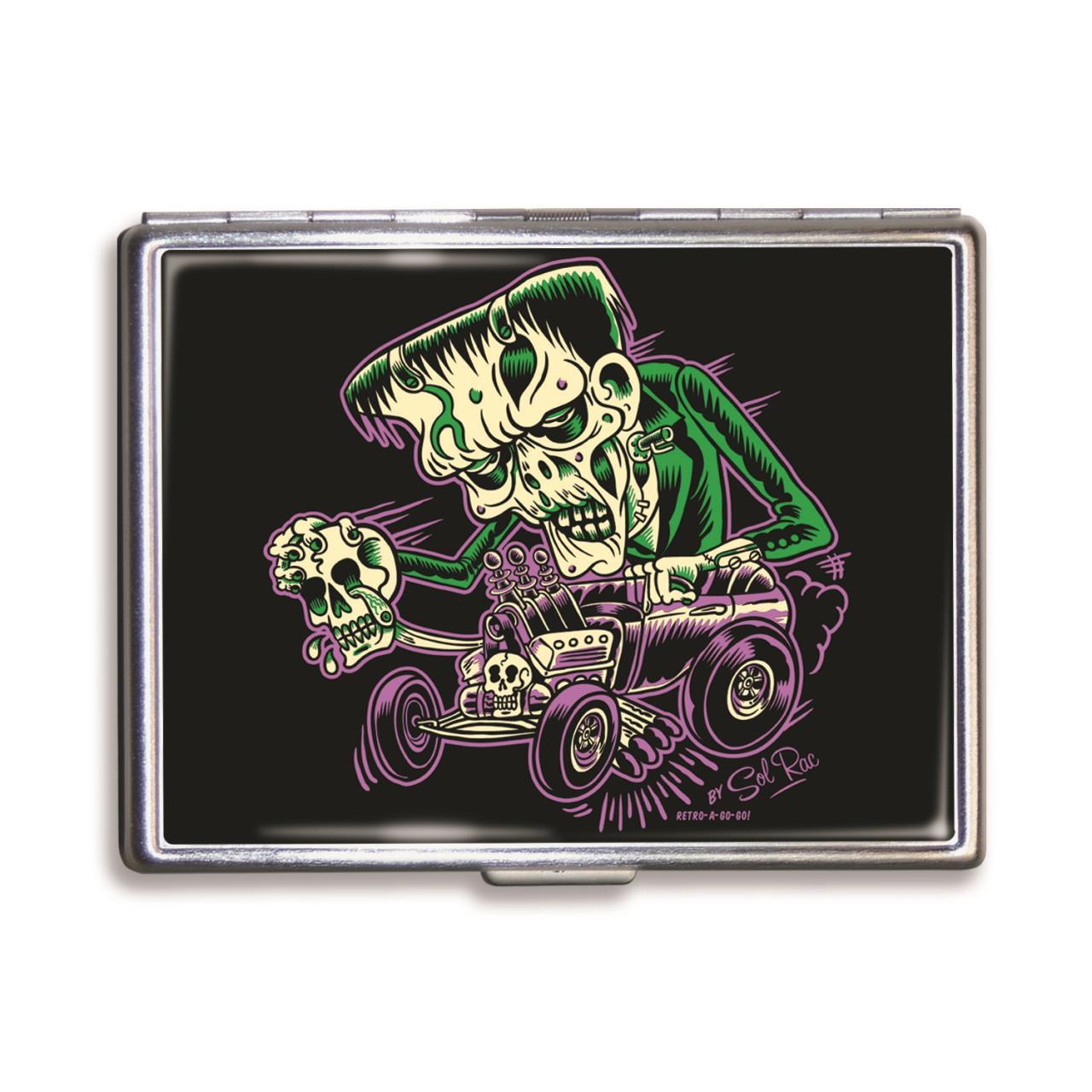 Monster Rod Cigarette Case -