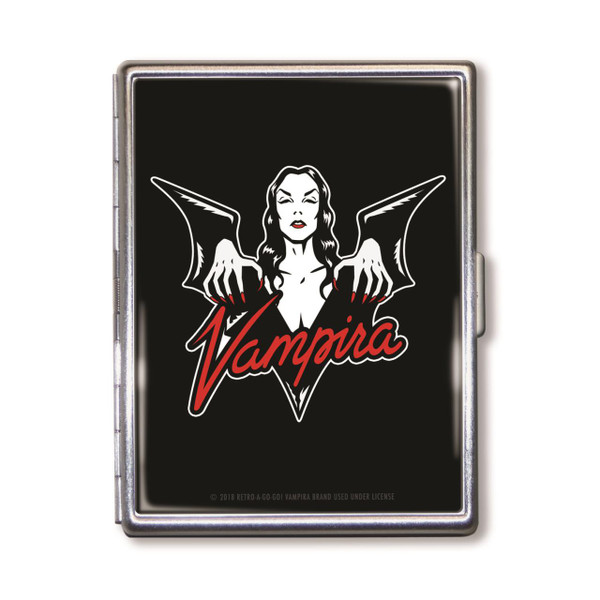 Vampira Batty Cigarette Case -