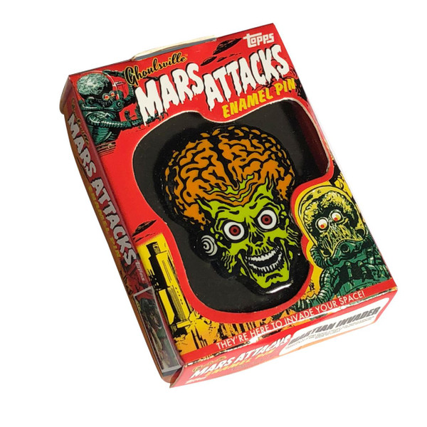 Mars Attacks Martian Enamel Pin* - 0659682806341