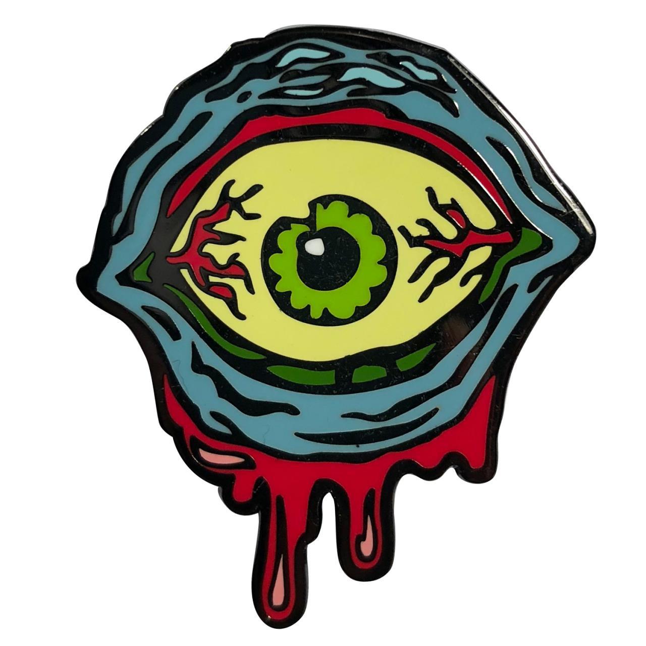 Monster Eye Enamel Pin* - 0659682806389