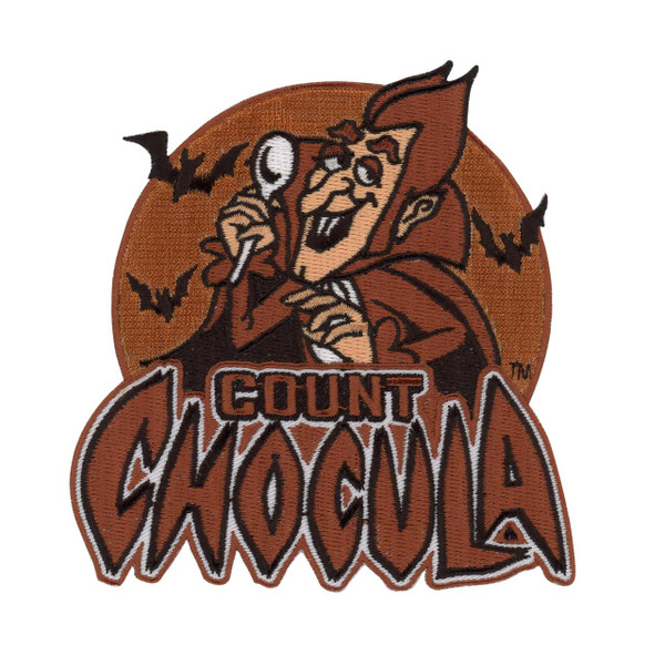 General Mills Count Chocula Patch* - 0659682807041