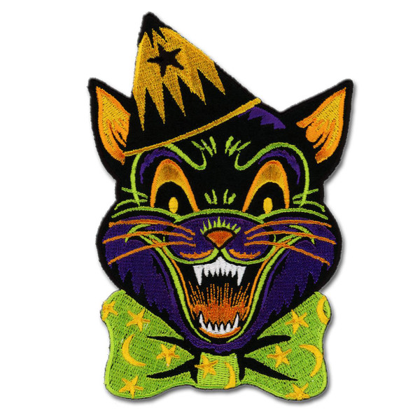 Crazy Cat Patch - 0659682807584