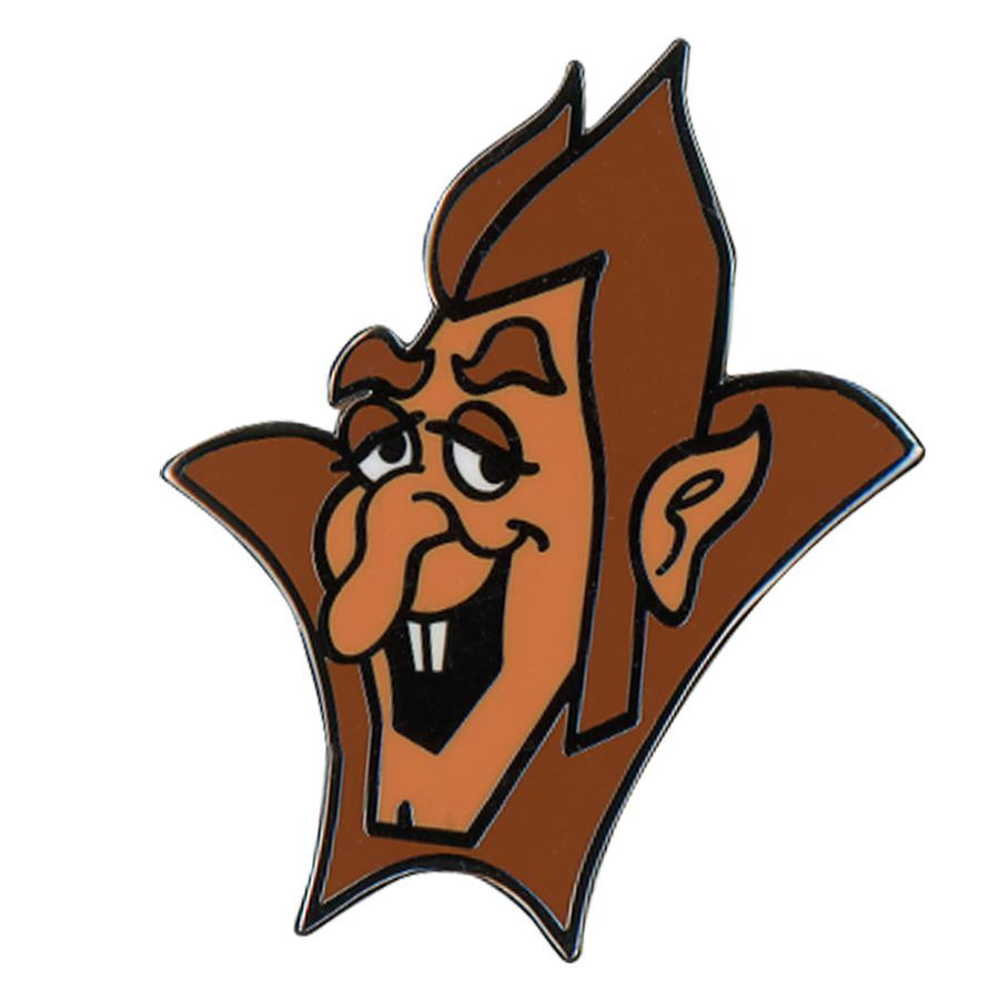 General Mills Count Chocula Portrait Enamel Pin* - 0659682807164