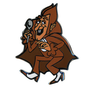 General Mills Count Chocula Buddy Enamel Pin* - 0659682807157