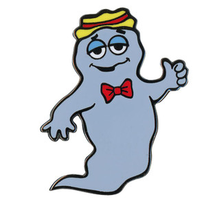 General Mills Boo Berry Buddy Enamel Pin* - 0659682807133