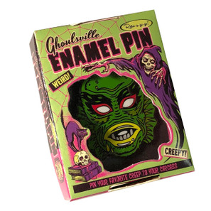 Limited Edition Amazon Man Enamel Pin* -
