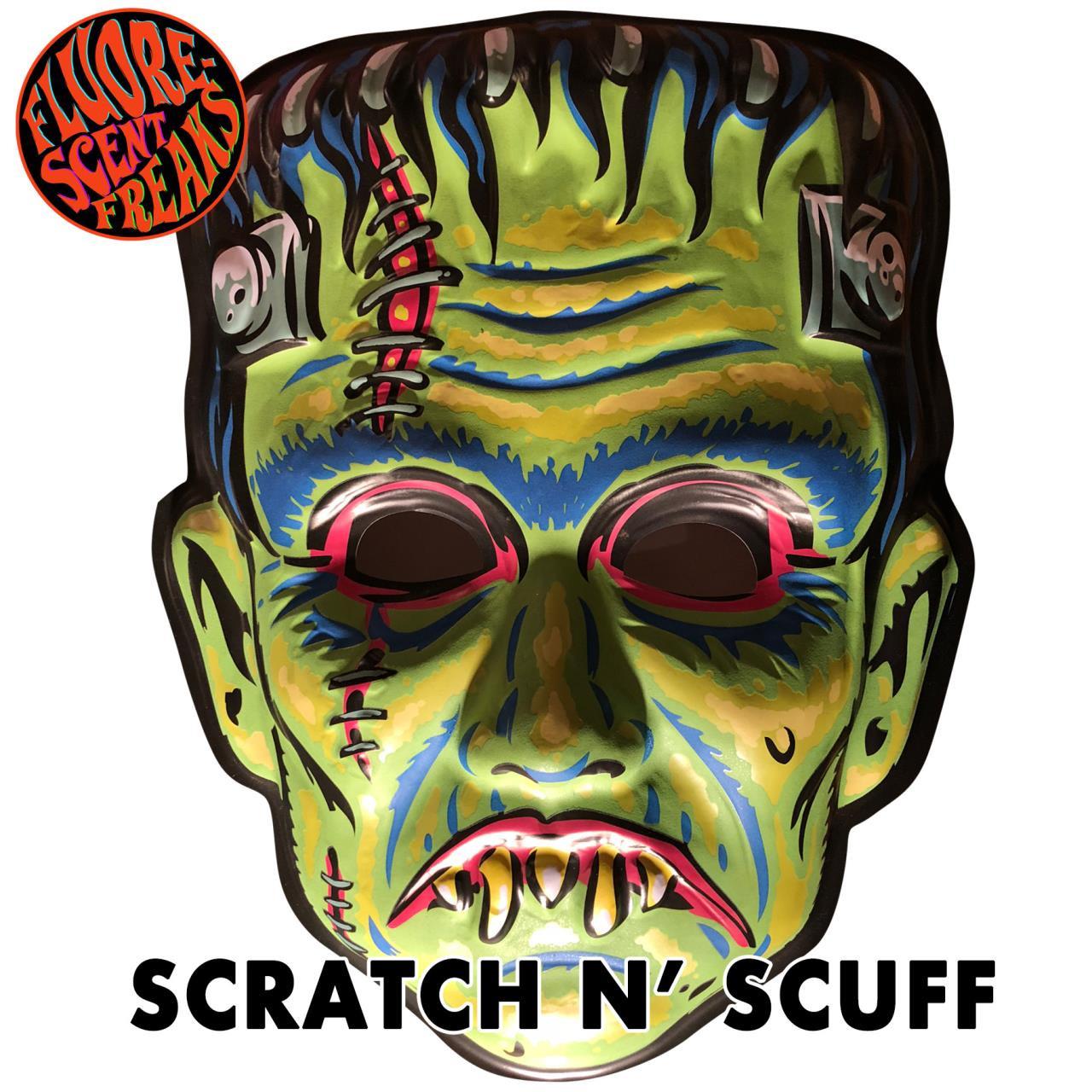 Scratch N' Scuff Son of Frankie Vac-tastic Plastic Mask -