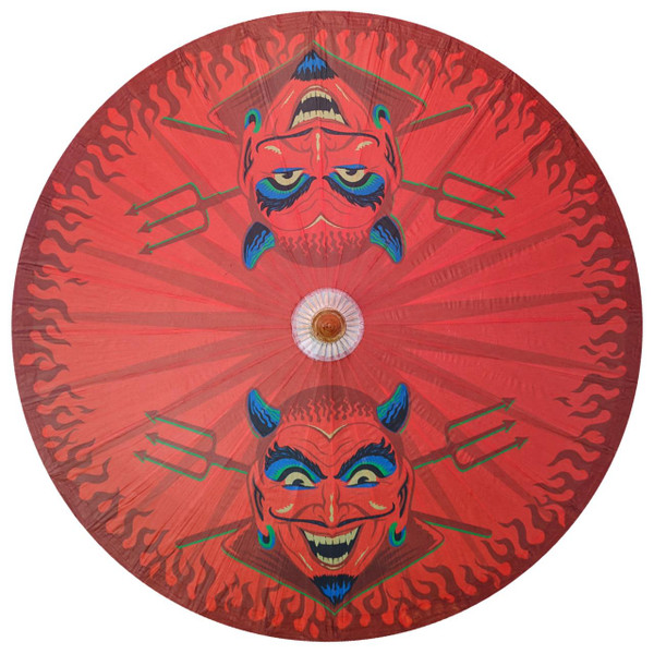 Fun House Devils Parasol - 0659682815275
