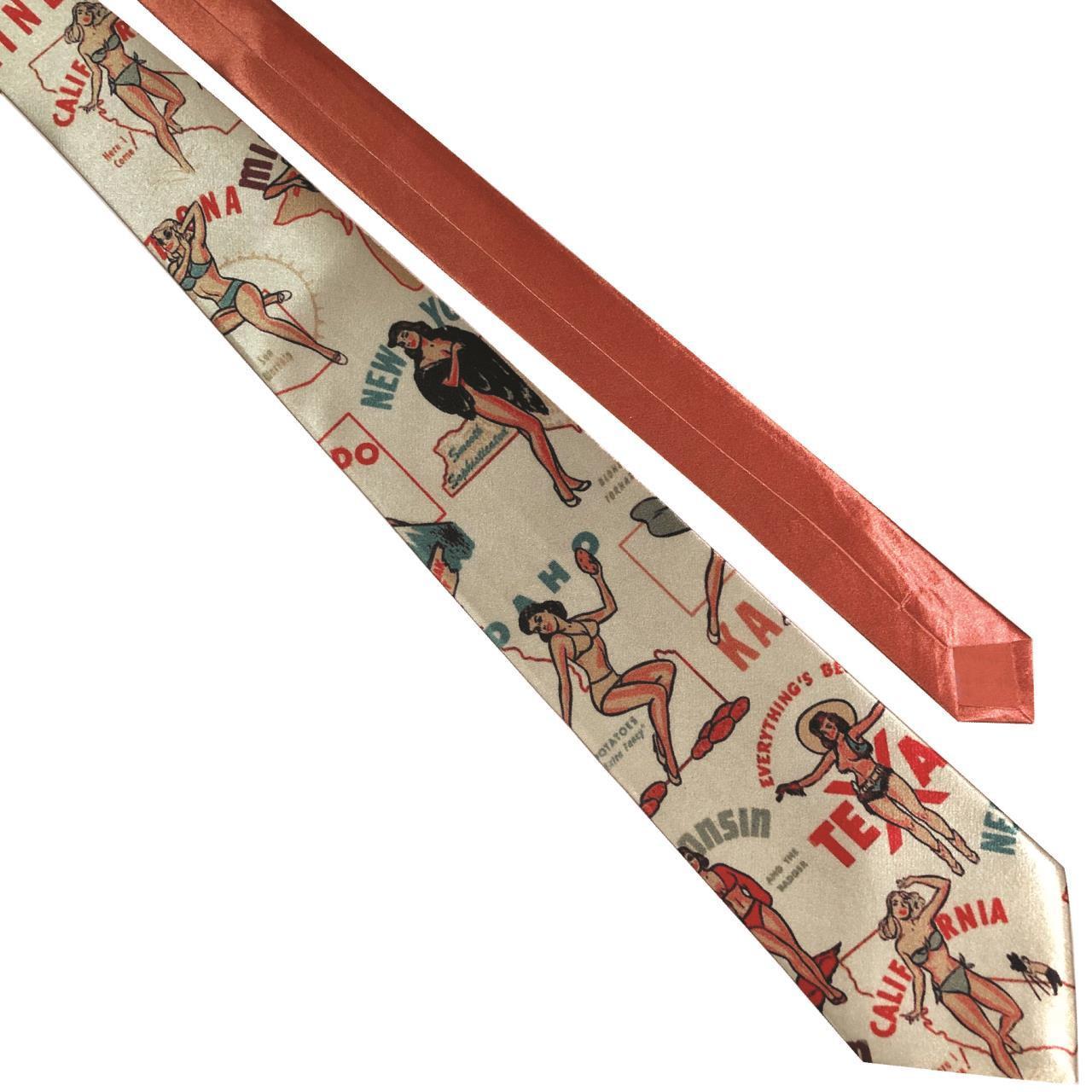 America The Beautiful Men's Tie* -