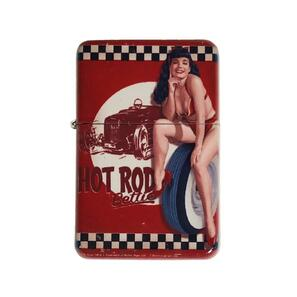 Bettie Page Hot Rod Lighter w/Tin* -