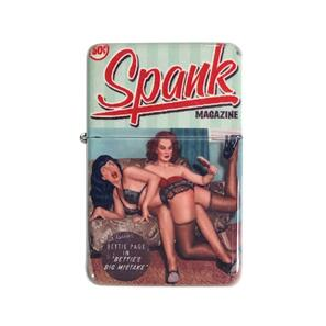 Bettie Page Spank Lighter w/Tin* -