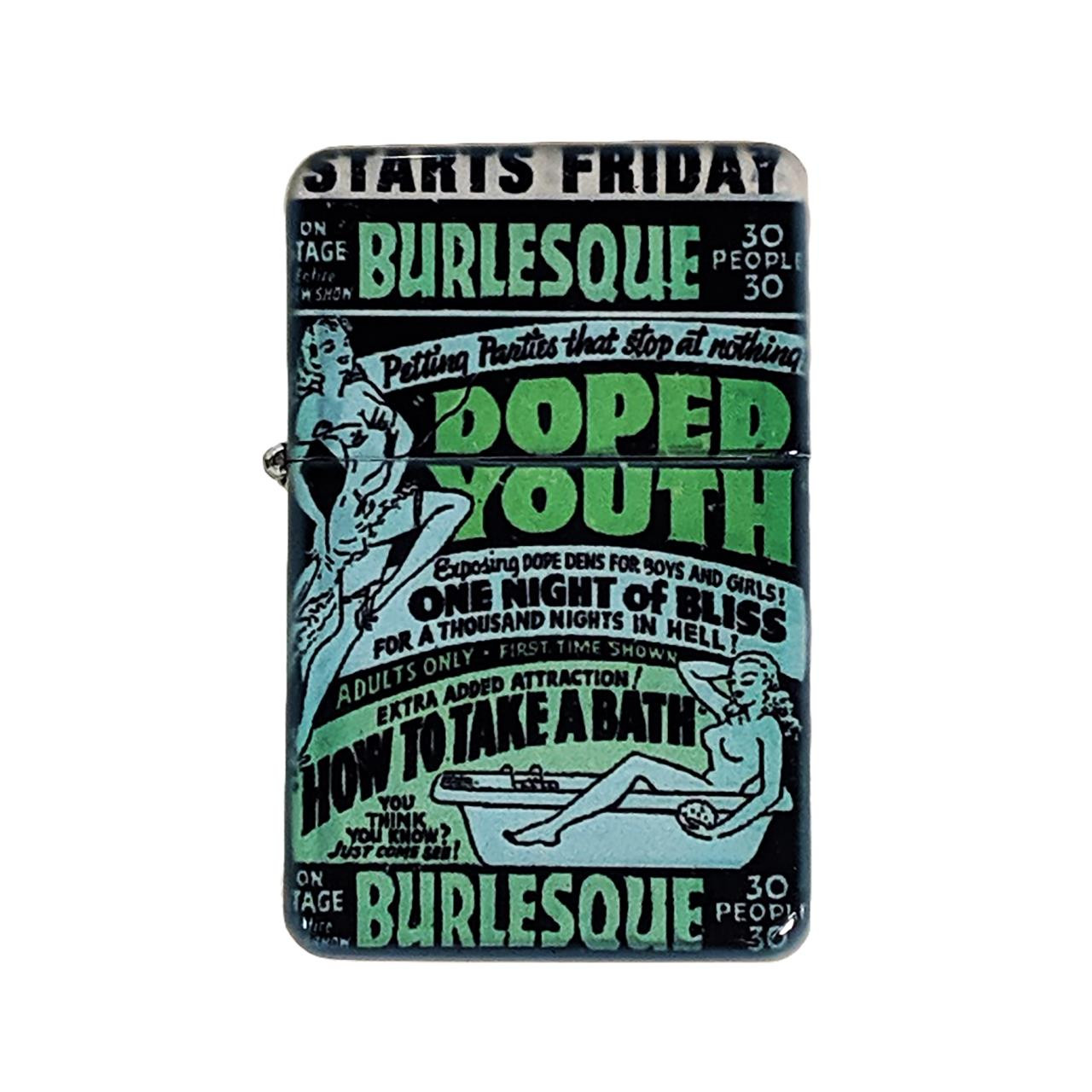 Doped Youth Lighter w/Tin* -