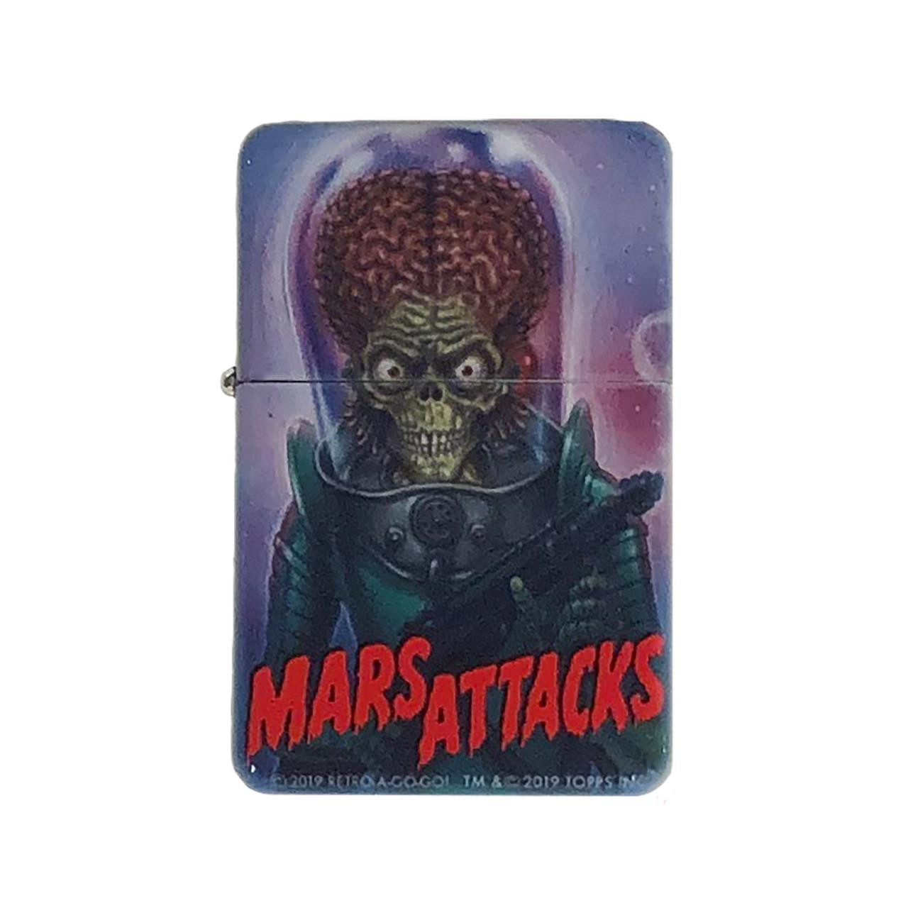 Mars Attacks Lighter w/Tin* -