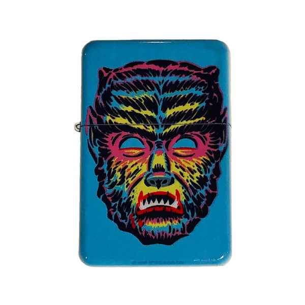 Shock Wolf Lighter w/Tin* -