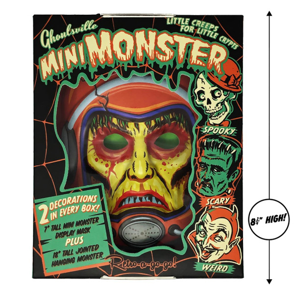 Astro Zombie Mini Monster* - 0659682808017