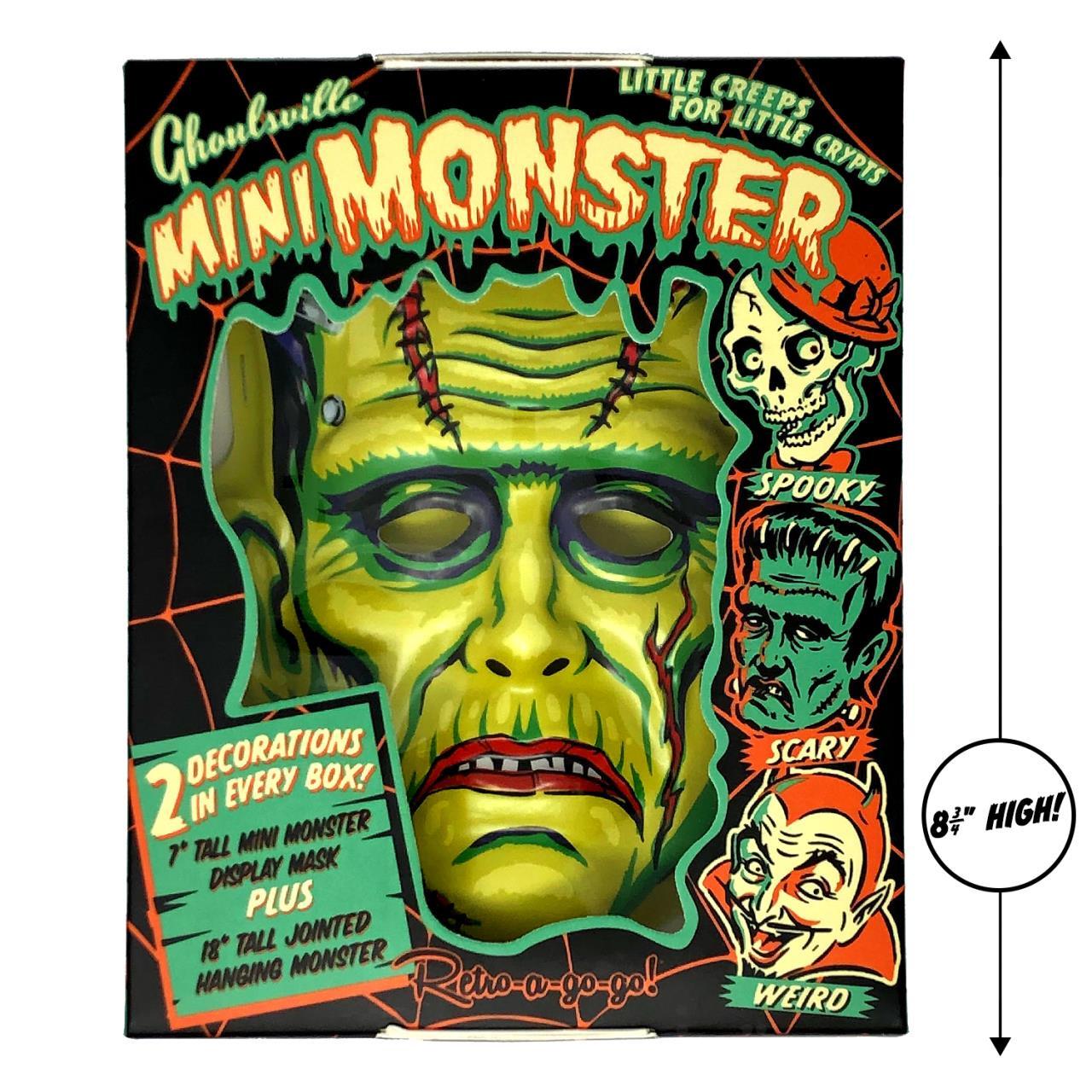 Little Frankie Mini Monster - 0659682808031