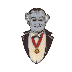 Grandpa Munster Patch* - 0659682815626