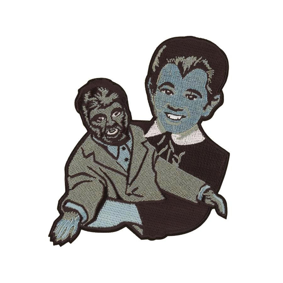 Eddie Munster Patch* - 0659682815633