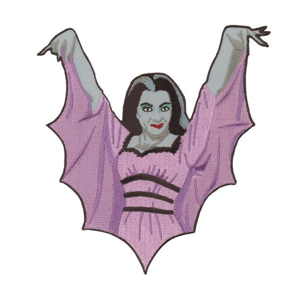 Lily Munster Patch* - 0659682815657
