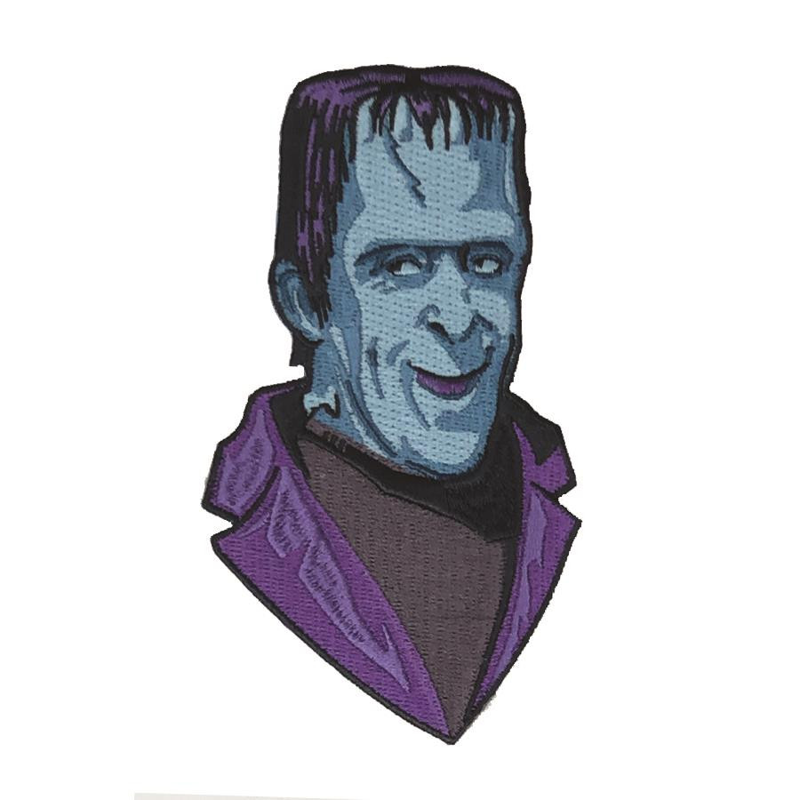 Herman Munster Patch* - 0659682815640