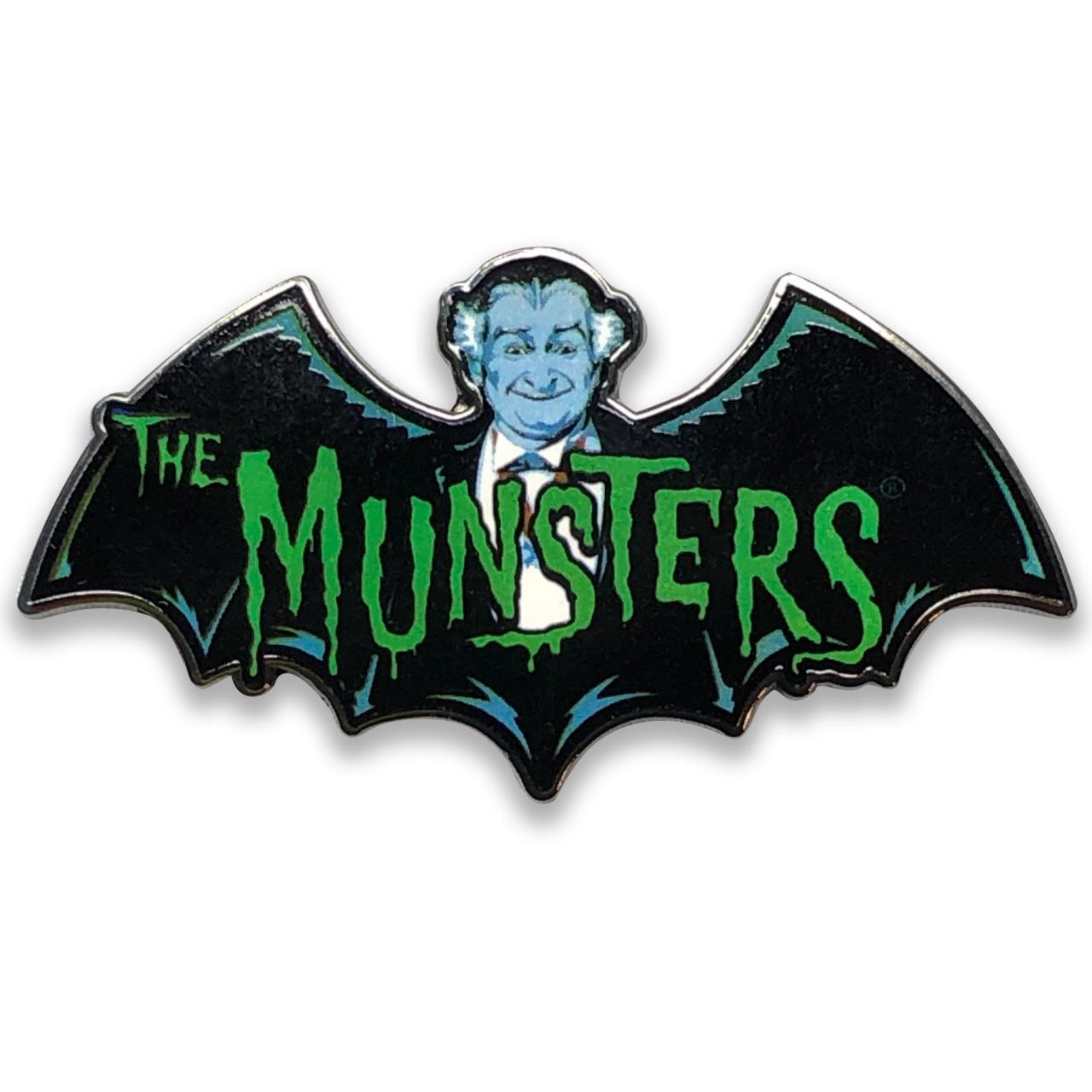 The Munsters Bat Collectable Pin* - 0659682807225