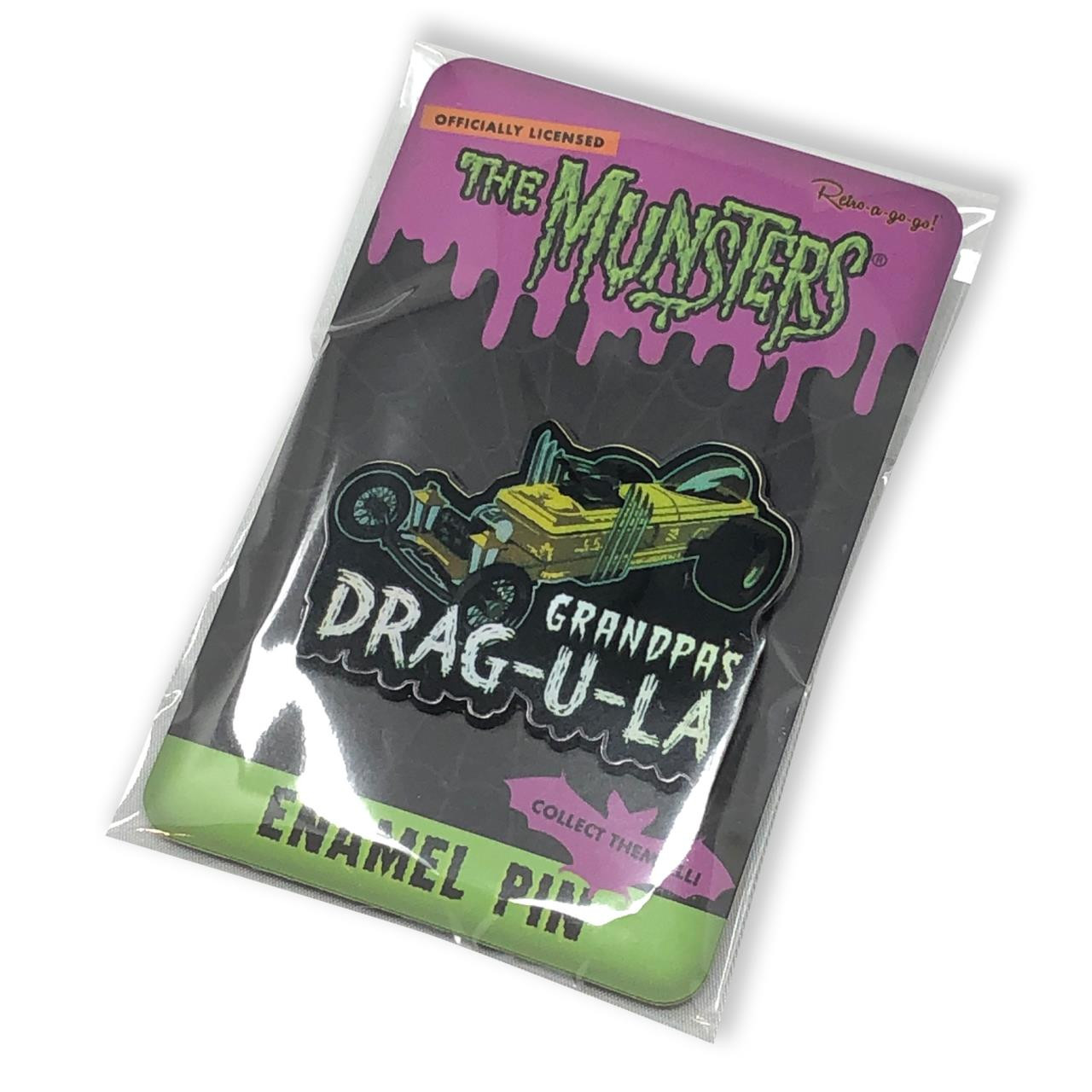 The Munsters Pin Collection* - 0659682808208