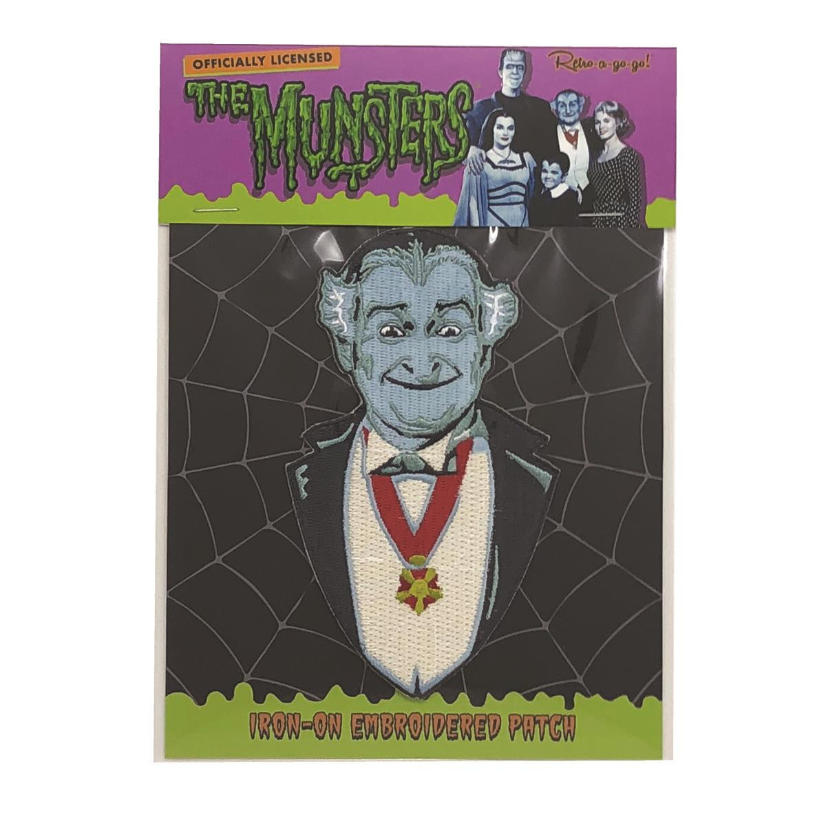The Munsters Patch Collection* - 0659682808192