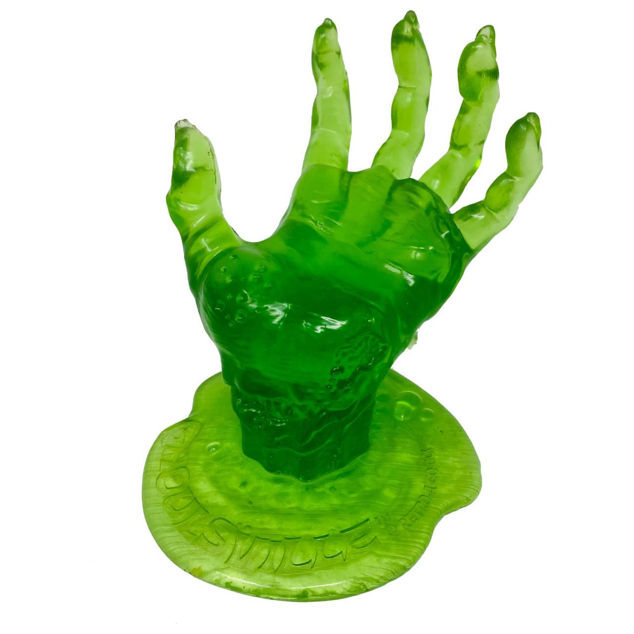 Radioactive Green Zombie Display Hand* - 0659682810072