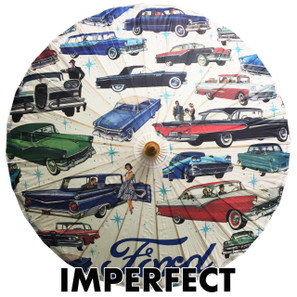 Imperfect Ford Parade Parasol -