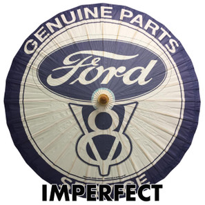 Imperfect Ford Genuine Parts V8 Parasol -