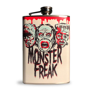 Monster Freak Flask -