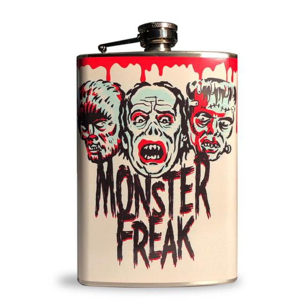 Monster Freak Flask -