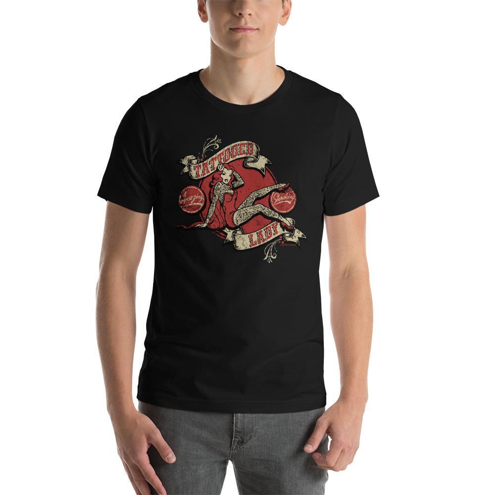 Tattooed Lady Essential Unisex T-Shirt -