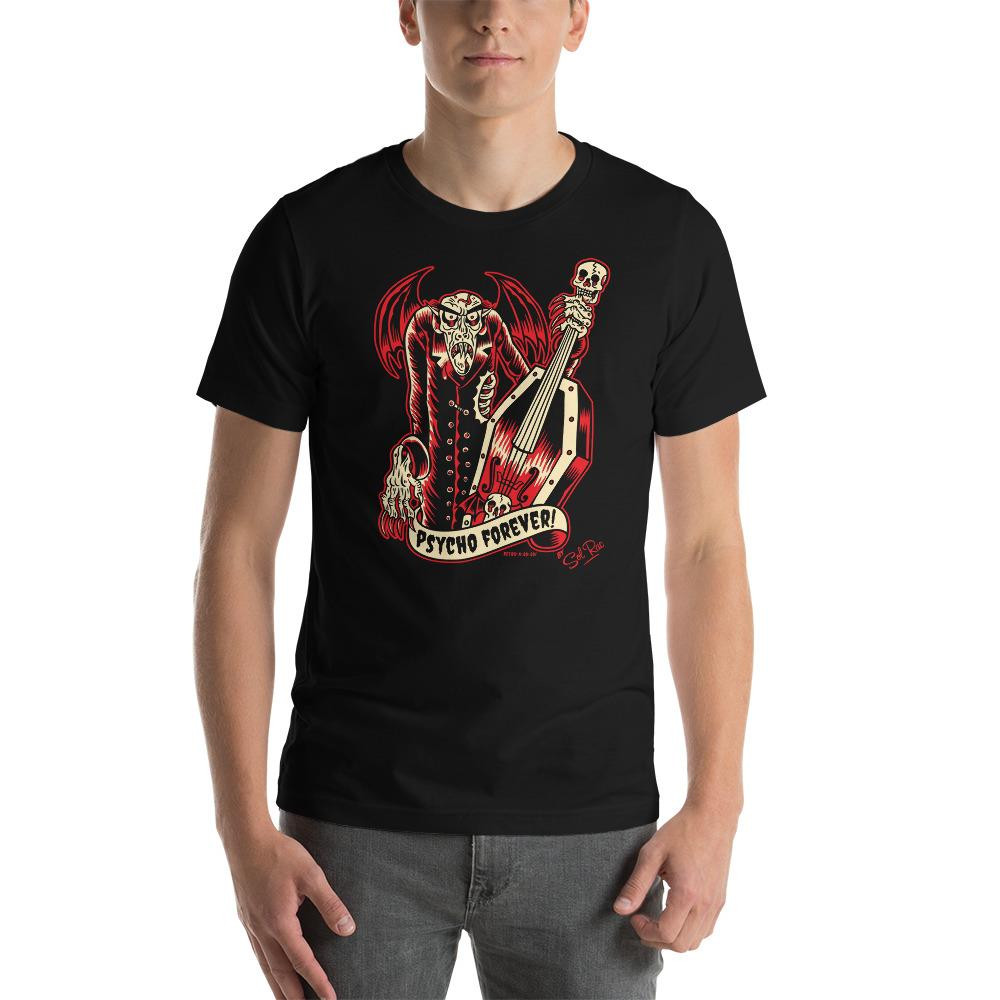 Psycho Forever Essential Unisex T-Shirt -