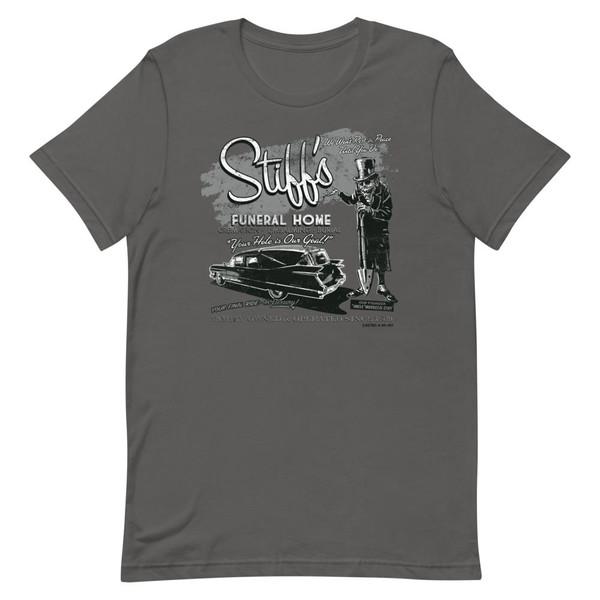 Stiff's Funeral Home Essential Unisex T-Shirt* -