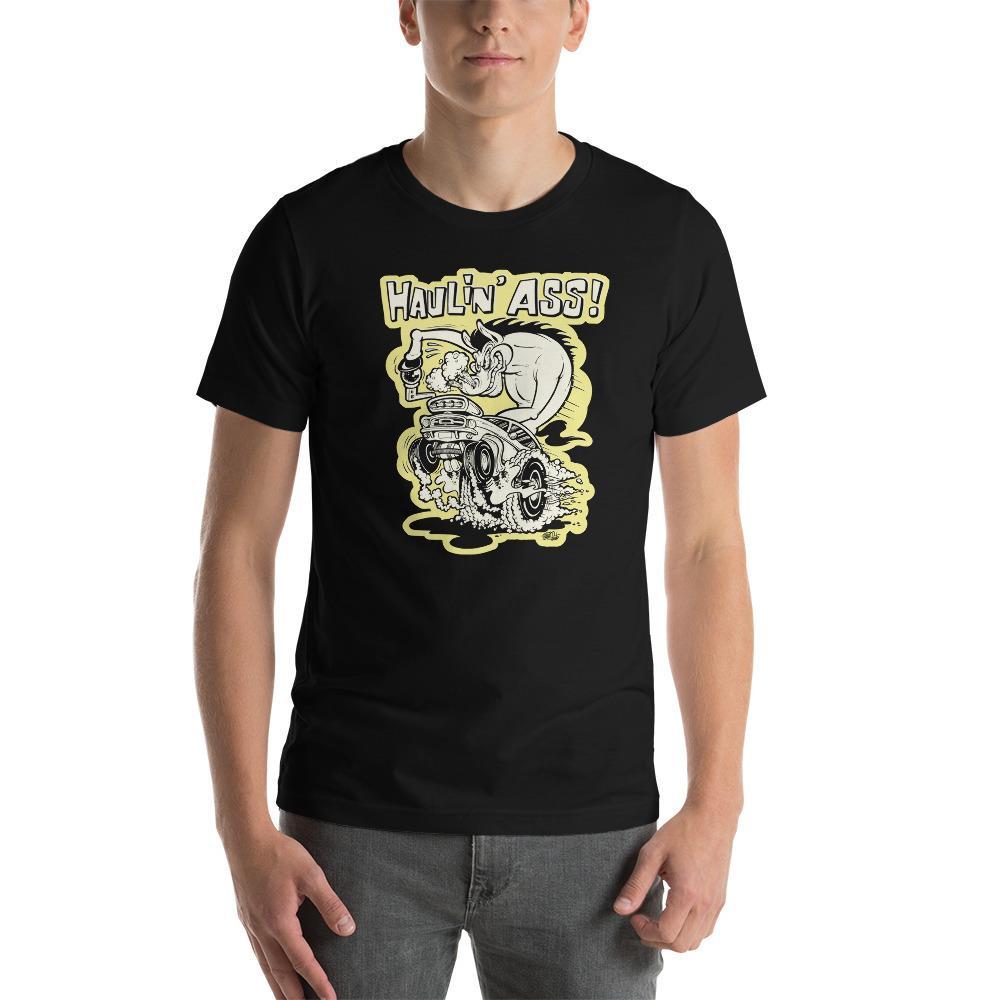 Haulin' Ass Essential Unisex T-Shirt -