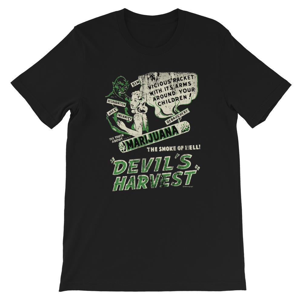 Devil's Harvest Essential Unisex T-Shirt -
