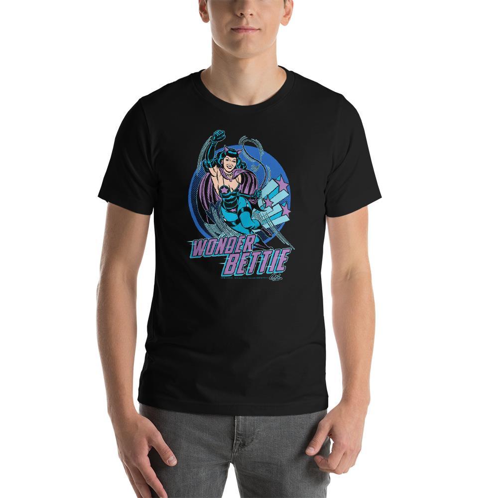 Bettie Page Wonder Bettie Essential Unisex T-Shirt* -