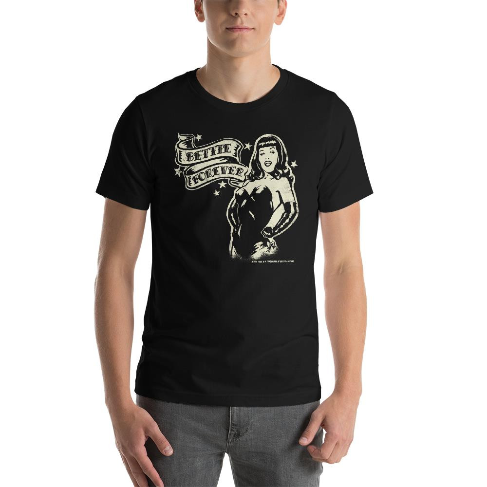Bettie Page Forever Essential Unisex T-Shirt* -