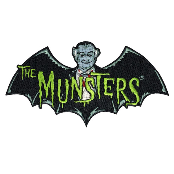 The Munsters Logo Patch* - 0659682815602